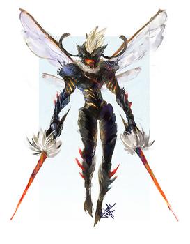 Wasp Warrior