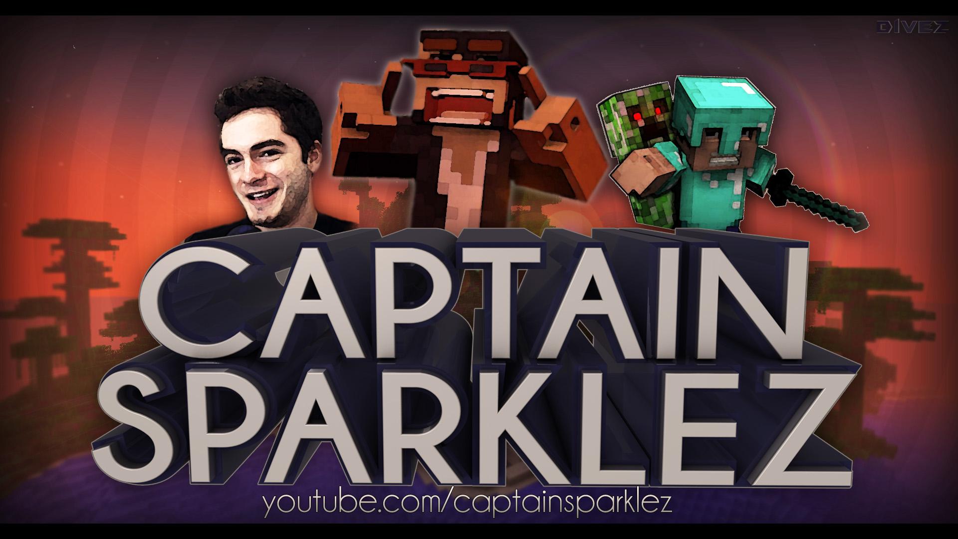 Captainsparklez In Real Life