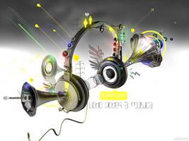 Nokia - XpressMusic by K3nzuS