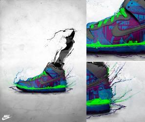 Nike by K3nzuS