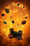 All In Poker Advertising