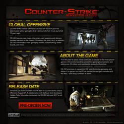 CS:GO - Newsletter