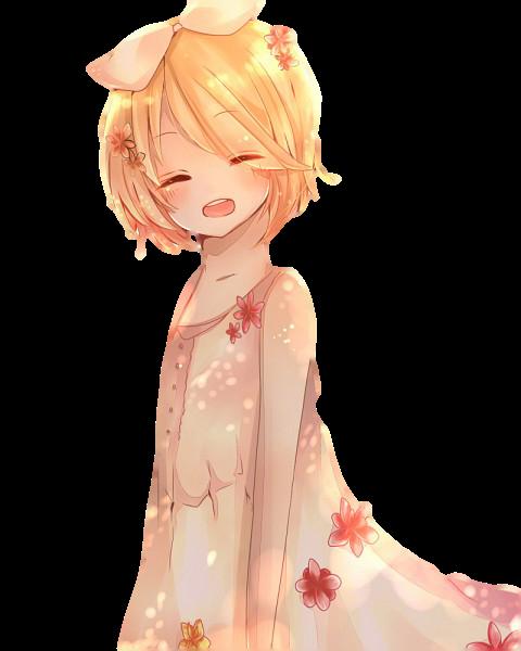 Rin Kagamine Cute!~Animation Tumblr 2. by HatsuneKimi on ...