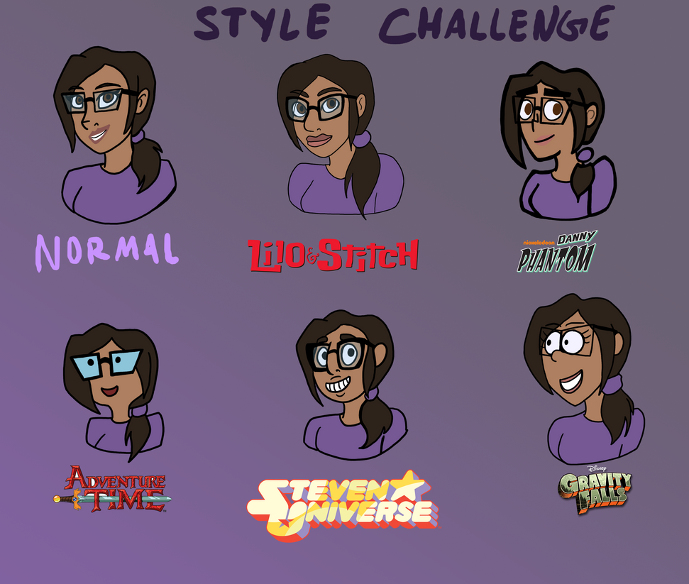 Style Challenge by Jopale-Opal