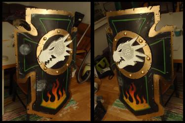 Salamander Storm Shield by dlshadowwolf