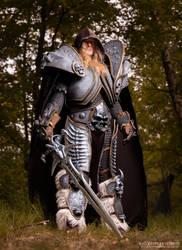 Arthas' betrayal cosplay by dlshadowwolf
