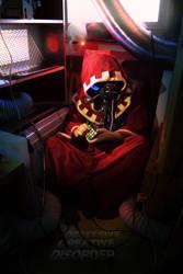 Rubric Cube by dlshadowwolf