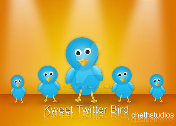 Kweet- A free Twitter Bird