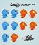 Tweety: Free Twitter Bird Icon