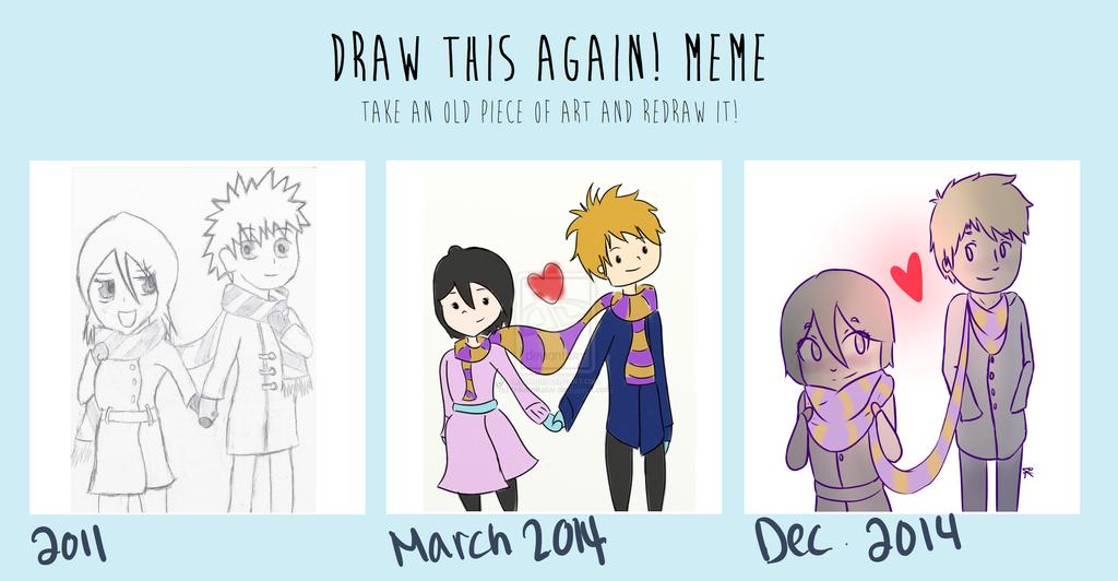 Draw Again...Again! by mikamikaluv