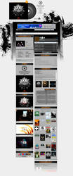 MvsM Myspace Layout V.1 by nachogalacho