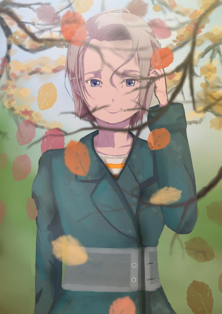 Autumn by ReadSapphirine
