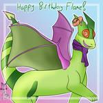 Flame's Birthday!