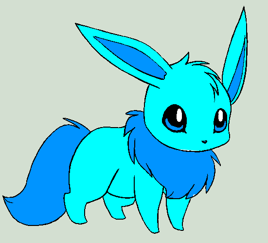 eevee by QueenBrittStalin