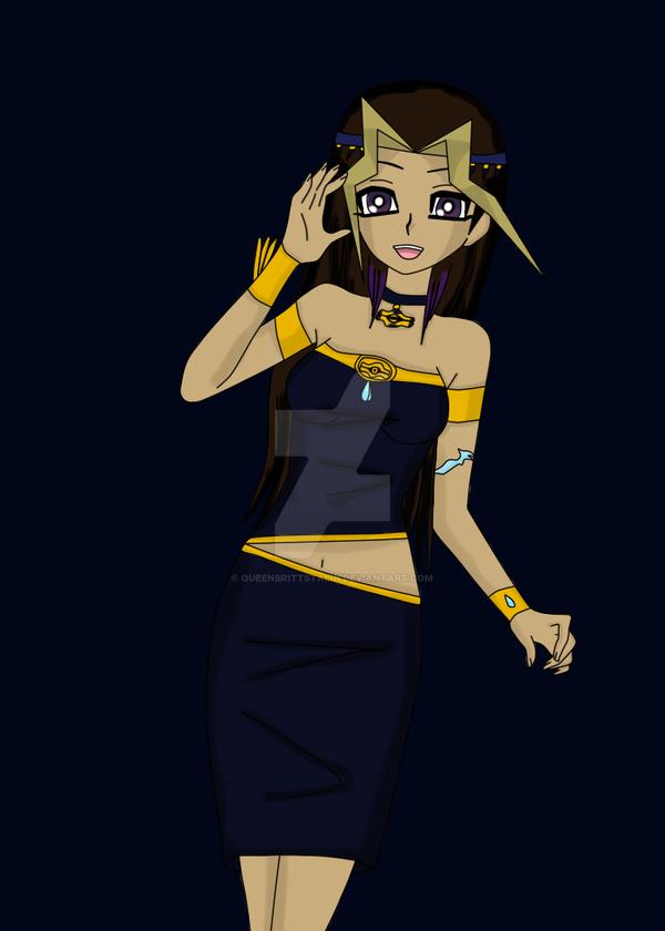 Princess Kamari by QueenBrittStalin