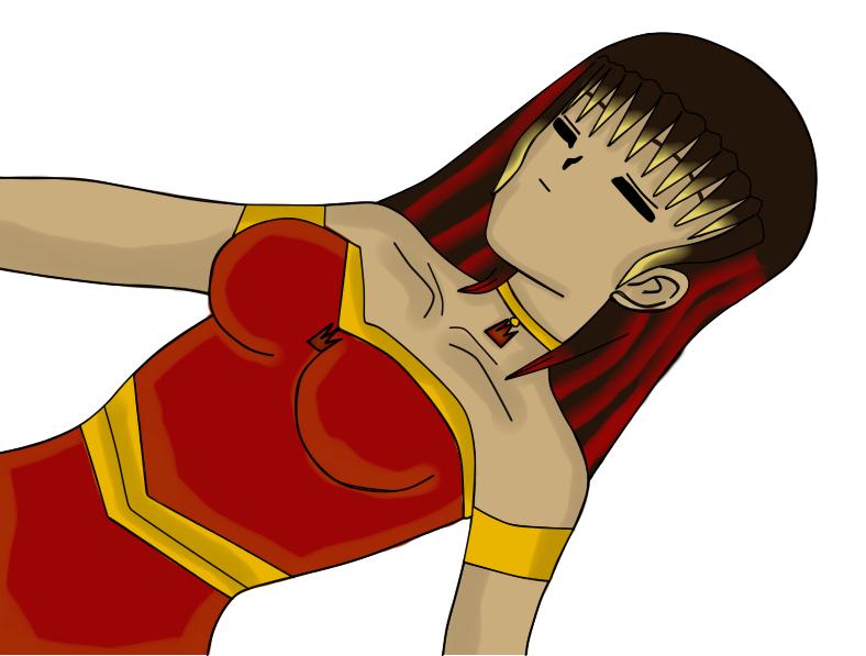 Princess Hathor by QueenBrittStalin