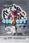 Skate Contest Flyer and Poster by Mariux10