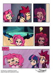 MLP 85 - Pinkie reacts to Tempestlight by RingTeam
