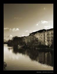 sleepy river by olddragon
