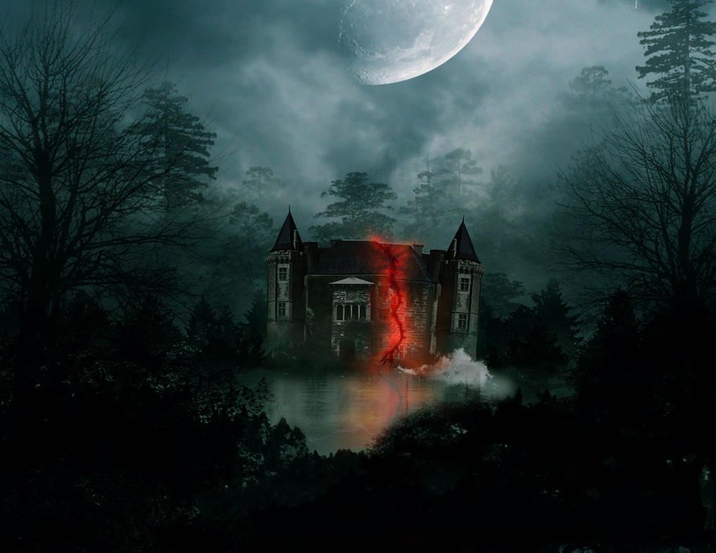 the gothic themes of the house