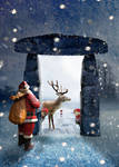 Entrez Dans La Lumiere Pere Noel