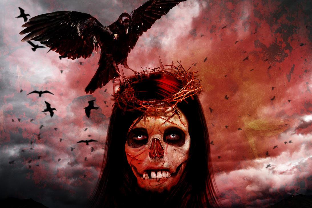 La Muerte Halloween 2014 by jackodeco