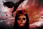 La Muerte Halloween 2014