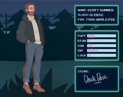 Scott Summer by whipapp