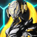 Octavia / Warframe Fanart / Commission