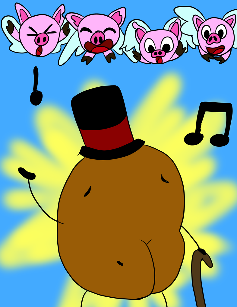 Potato by lrregular