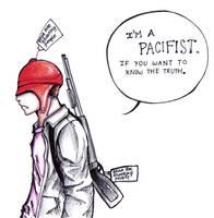 Political Cartoon Holden by ChaeTsuki