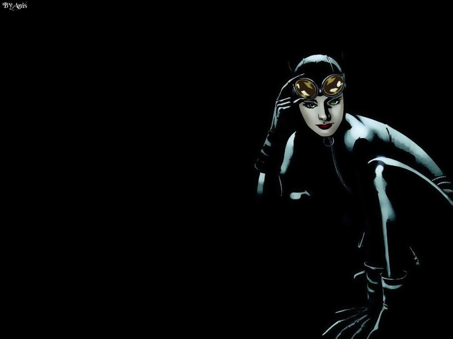 Catwoman Wallpaper 9 By