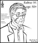 Rubeus W. Scetch