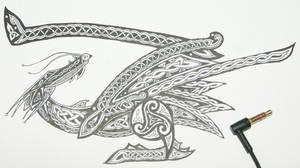 Playful Dragon ( Unfinished )