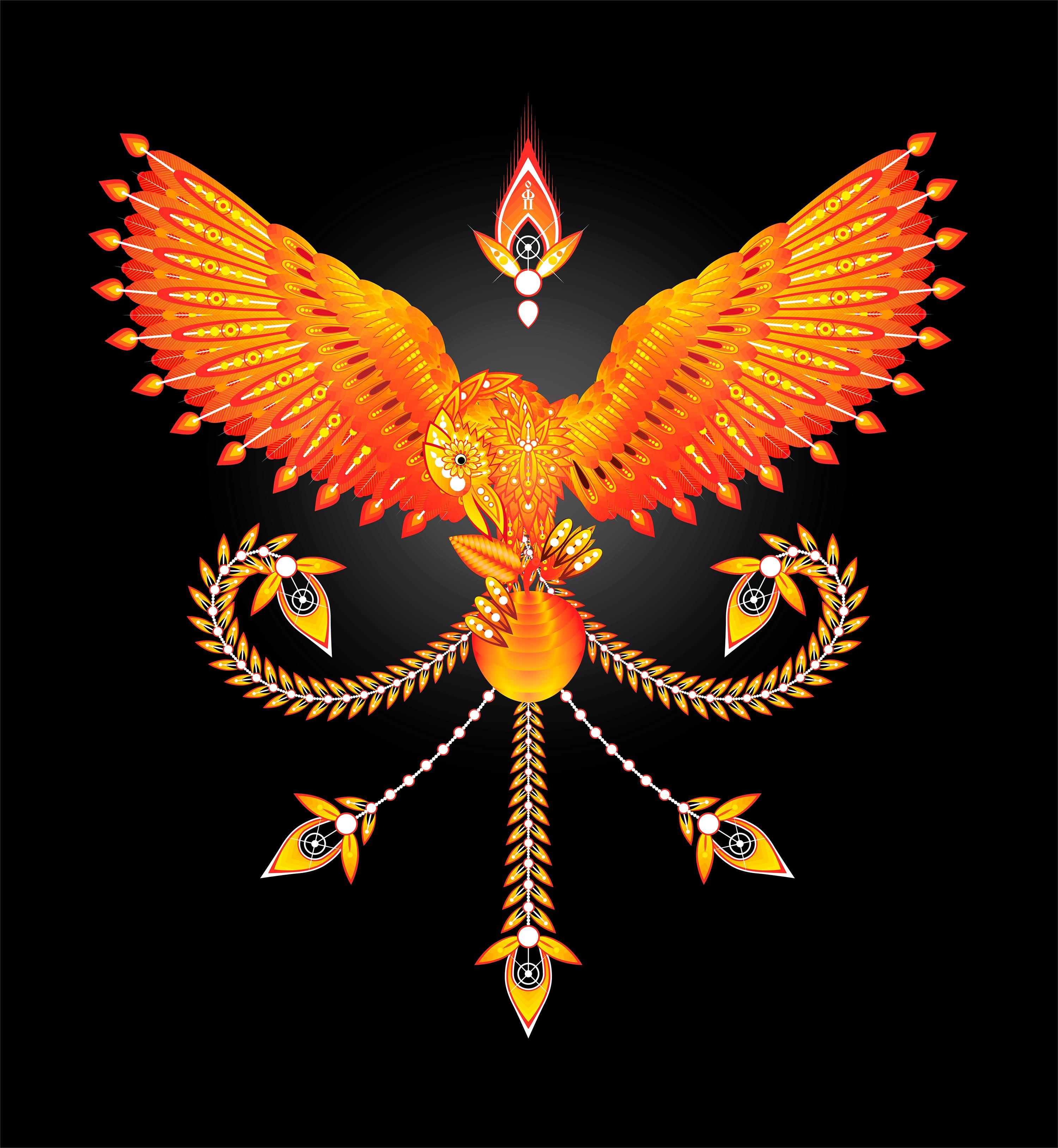 Firebird (Heat bird)