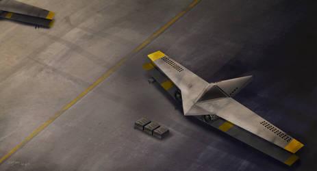 Alien UAV
