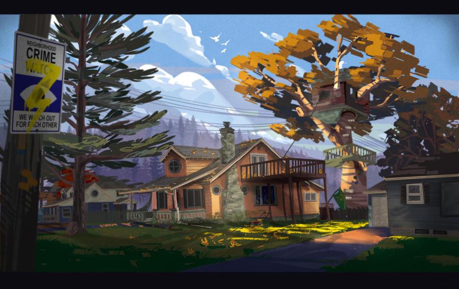 Fantastic! House by AnimatedJet