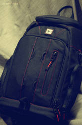 Deviant camera bag by BANIYAS