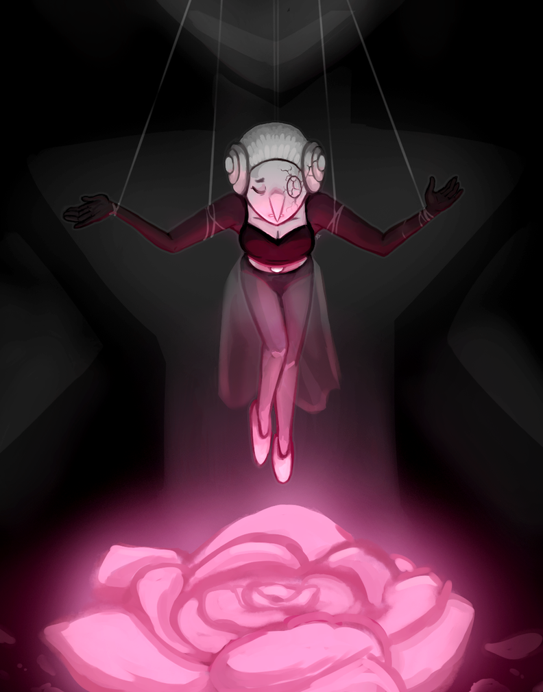 Years going by, ain't fading away…White Pearl is really really interesting to me and we all know the Crewniverse is setting up some sort of reveal with her. Suffering from SU withdrawal...