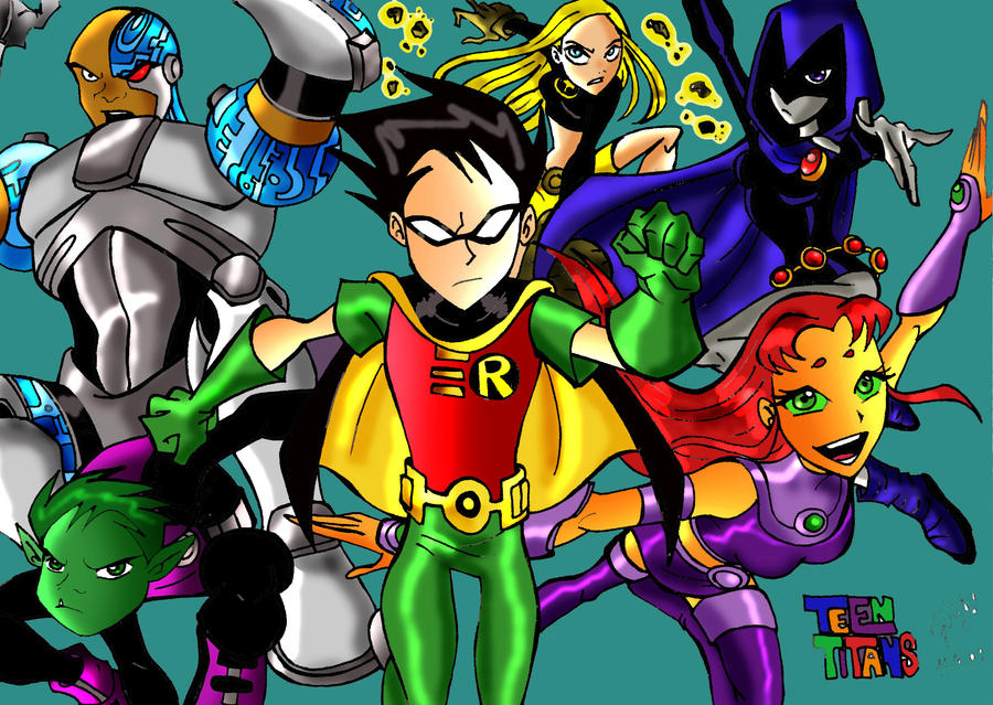 Accordingly Also Additional Teen Titans 96