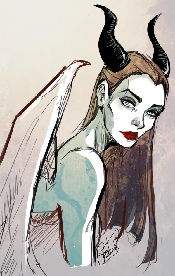 Maleficent By Gretlusky On DeviantArt