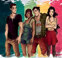 Modern Team Avatar