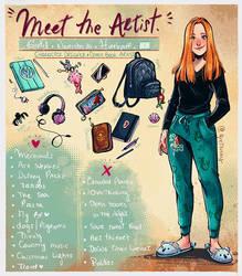 Meet the artist v02