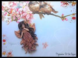 autumn fairy by PrigionieradiunSogno
