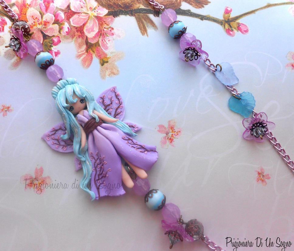 Fairy Of Spring by PrigionieradiunSogno