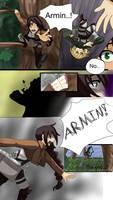 How it'll end? Racheal x Armin