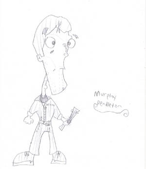 Murphy Pendleton (SH:Downpour)