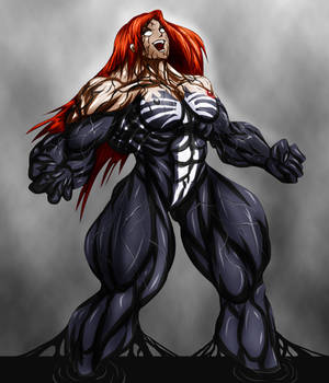 Mary Jane She-Venom