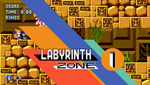 Labyrinth Zone Sonic Mania