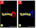 FAKE Pokemon 0 and 1 Covers